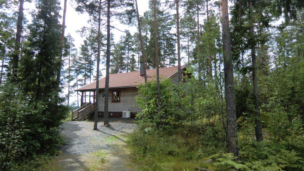 Dachsbau - Ostseite