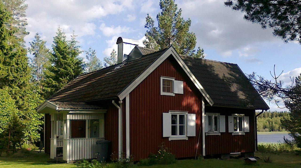 schweden ferienhaus am see - private ferienhausvermietung schweden