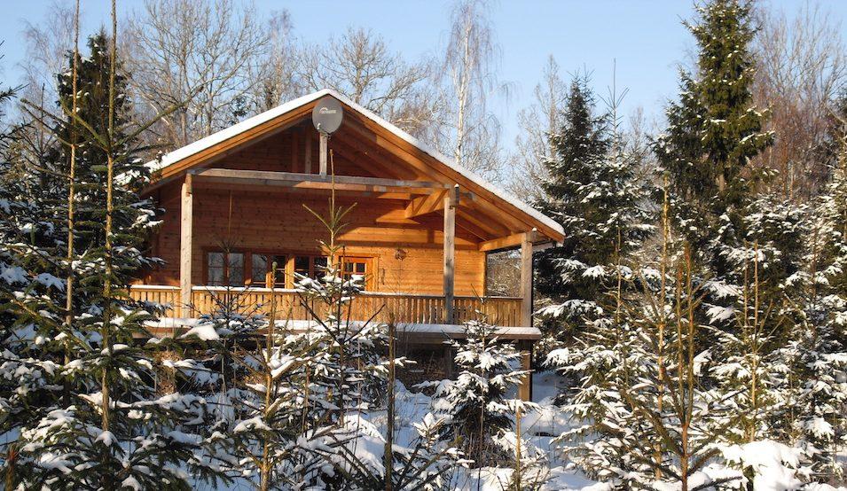 Winter im Haus Fuchsbau - entspannter geht nicht !