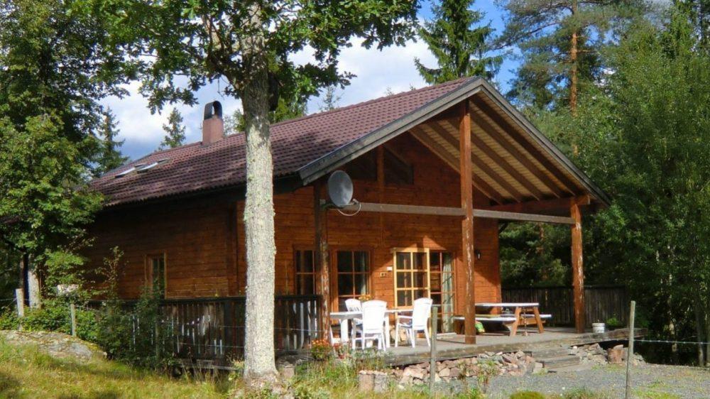 Das Blockhaus Waldblick