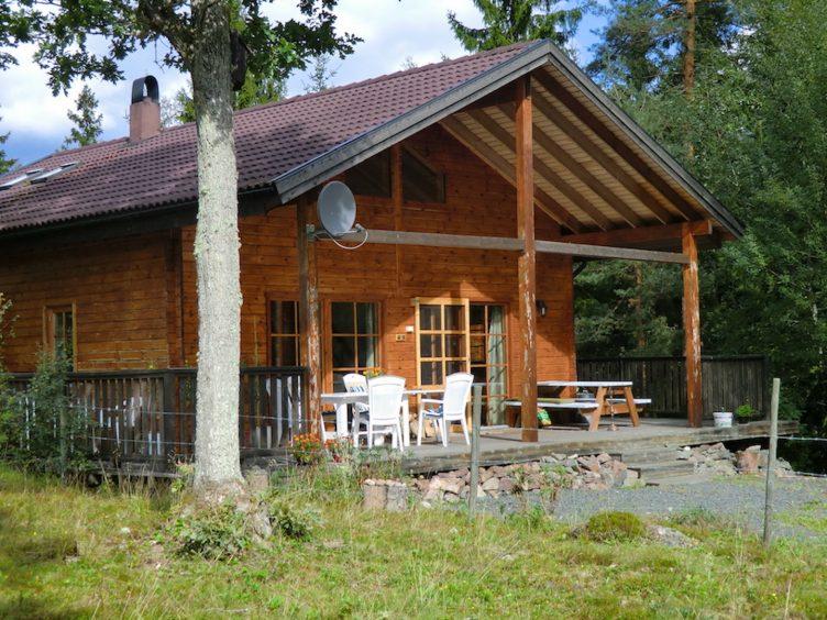 Haus Waldblick- Private Ferienhäuser Schweden