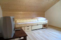 Obergeschoss mit Bett