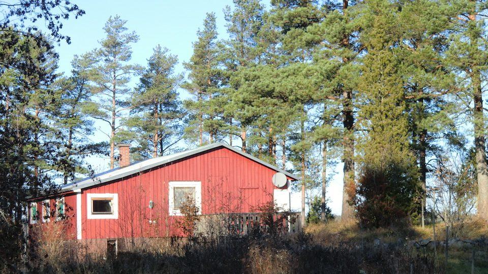 Ein Ferienhaus in Schweden - Haus am Kiasjön