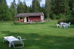 Ein Traum im schwedischen Wald nur 200 m zum See