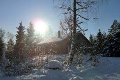 Klirrende Kälte, Schnee, Sauna, Kamin - braucht man mehr im Winterurlaub ?