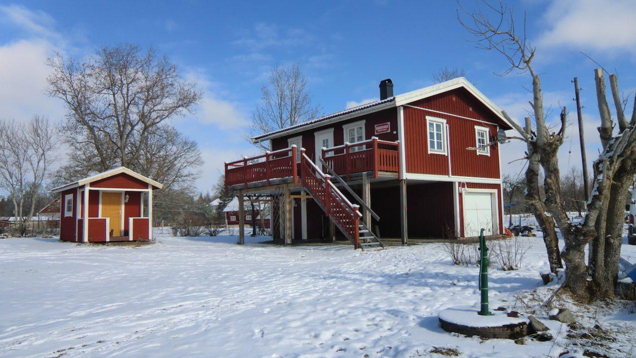 Winter in Schweden - ein Erlebnis