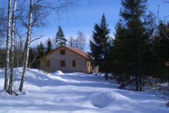 Winter im Haus Fuchsbau