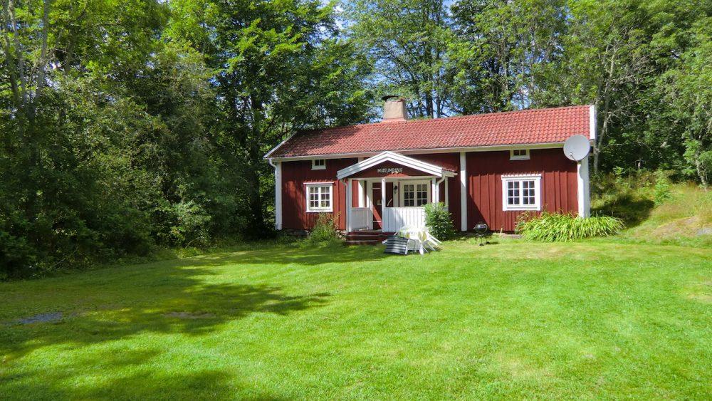 Das Museumshaus am See Kiasjön