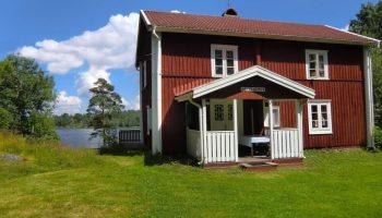 ferienhaus schweden herrenhaus am see