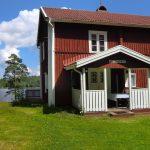 typisches ferienhaus schweden am see