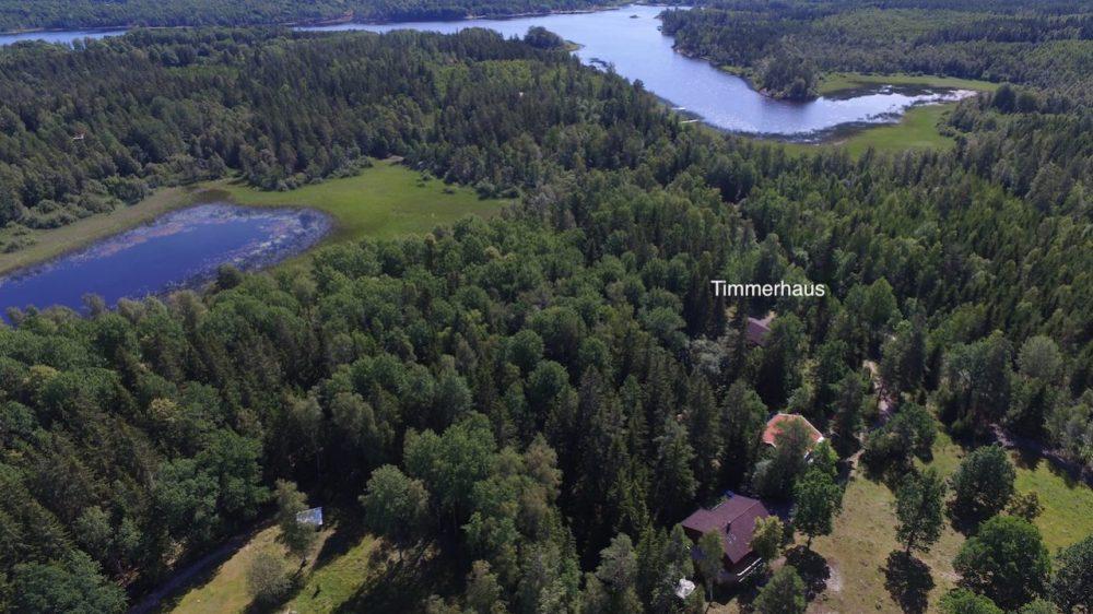 Tolle Wald- und Seenlage