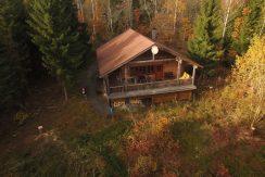 Haus Elchhöhe, ungestört mitten in der Natur