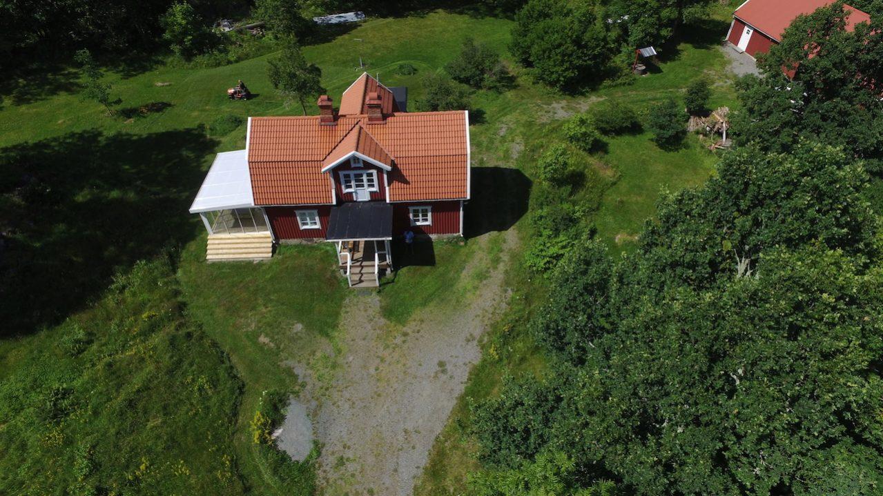 Ferienhaus Göshult in Südschweden