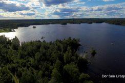 Der See Urasjö