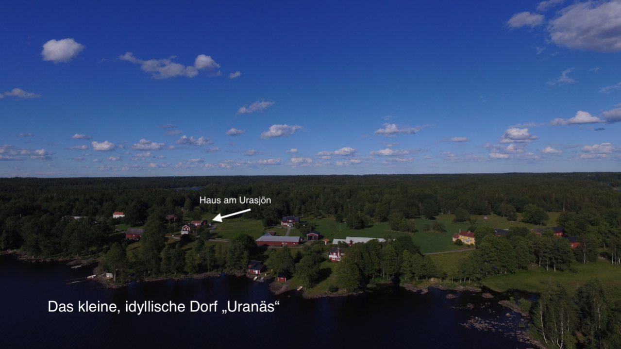 Das Dorf Uranäs