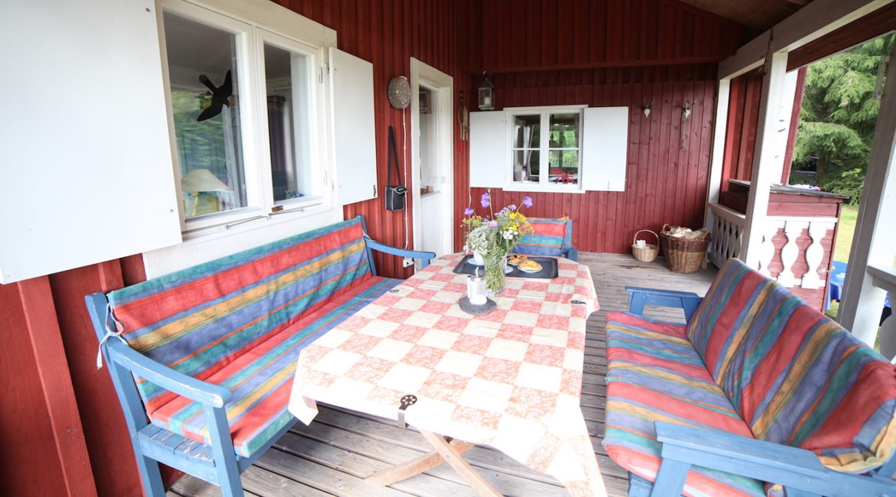 Terrasse Haus Nilsson