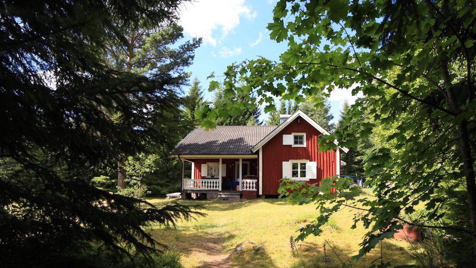 Haus Nilsson in Schweden
