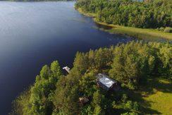 Haus am Kiasjön - Traumlage