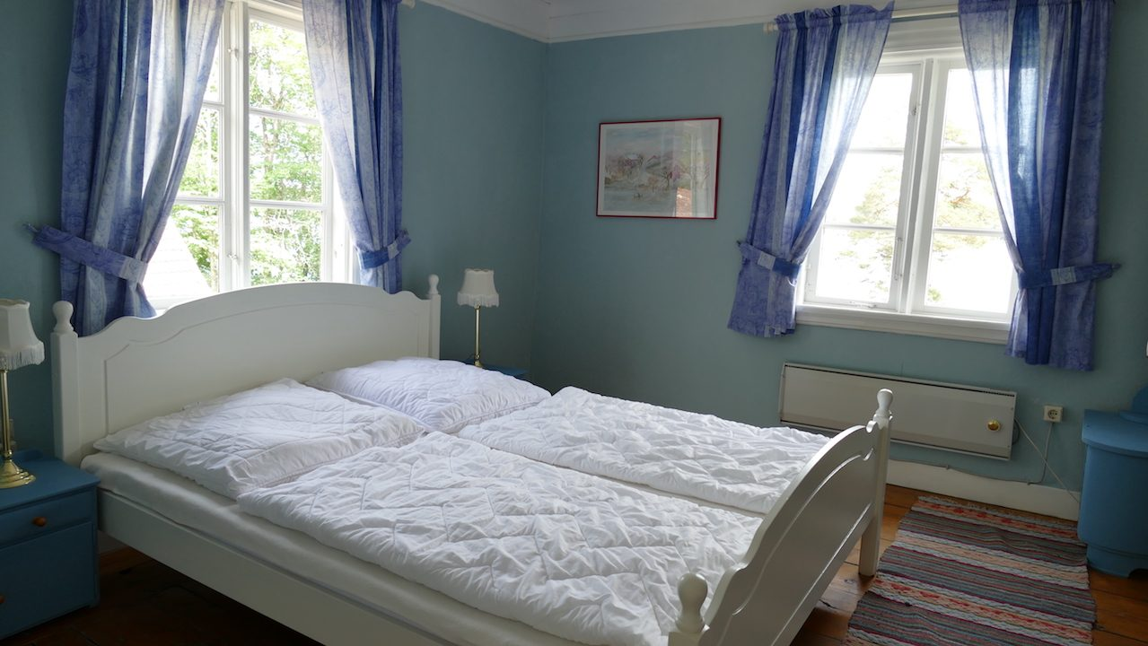 1. Schlafzimmer im Obergeschoss