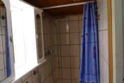 Kleines Duschbad mit WC