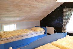 Zusatzbett im 2. Schlafzimmer