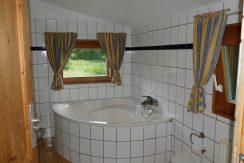 Eckbadewanne - auch zum duschen
