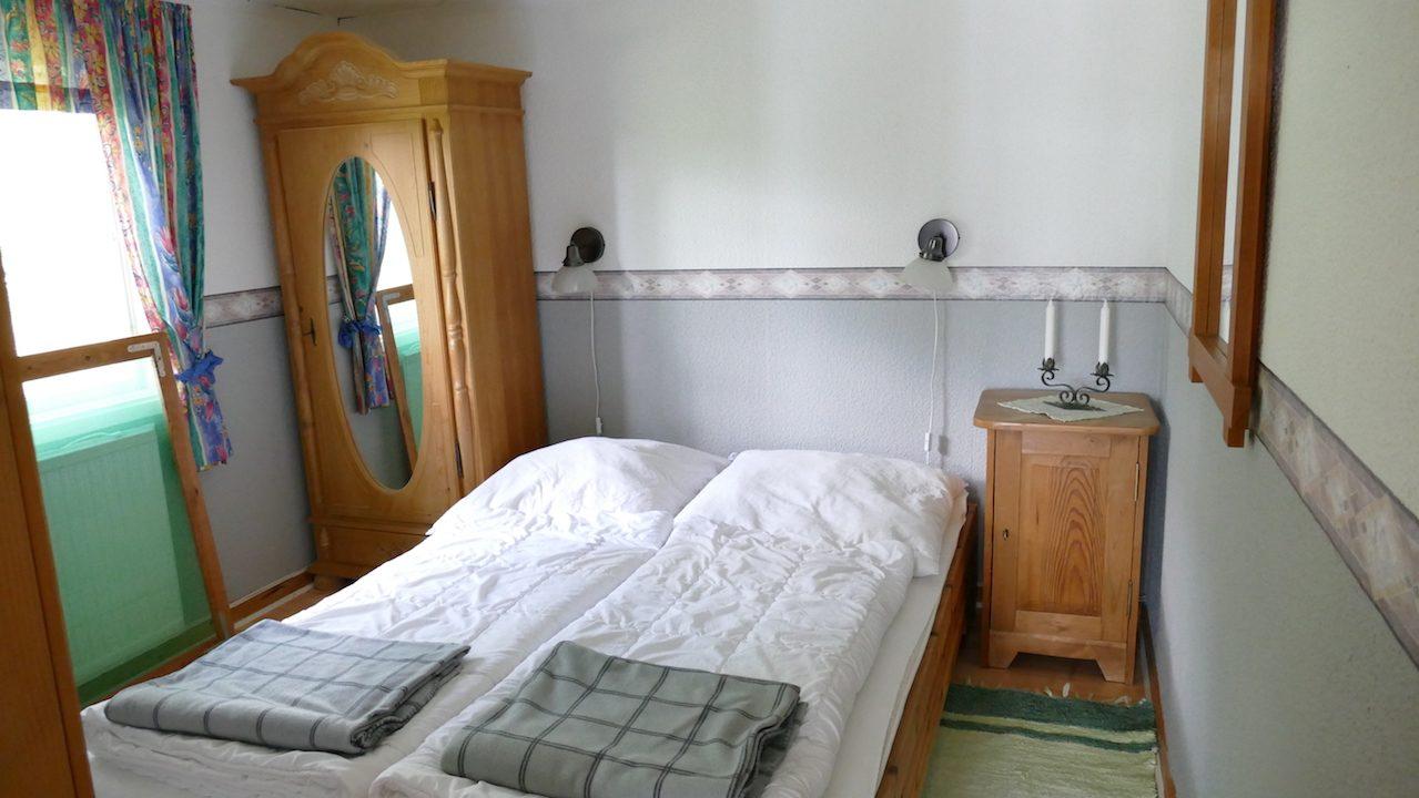 1. Schlafzimmer mit 1,40 m Bett