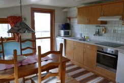 Große Wohnküche - ebenfalls mit Seeblick