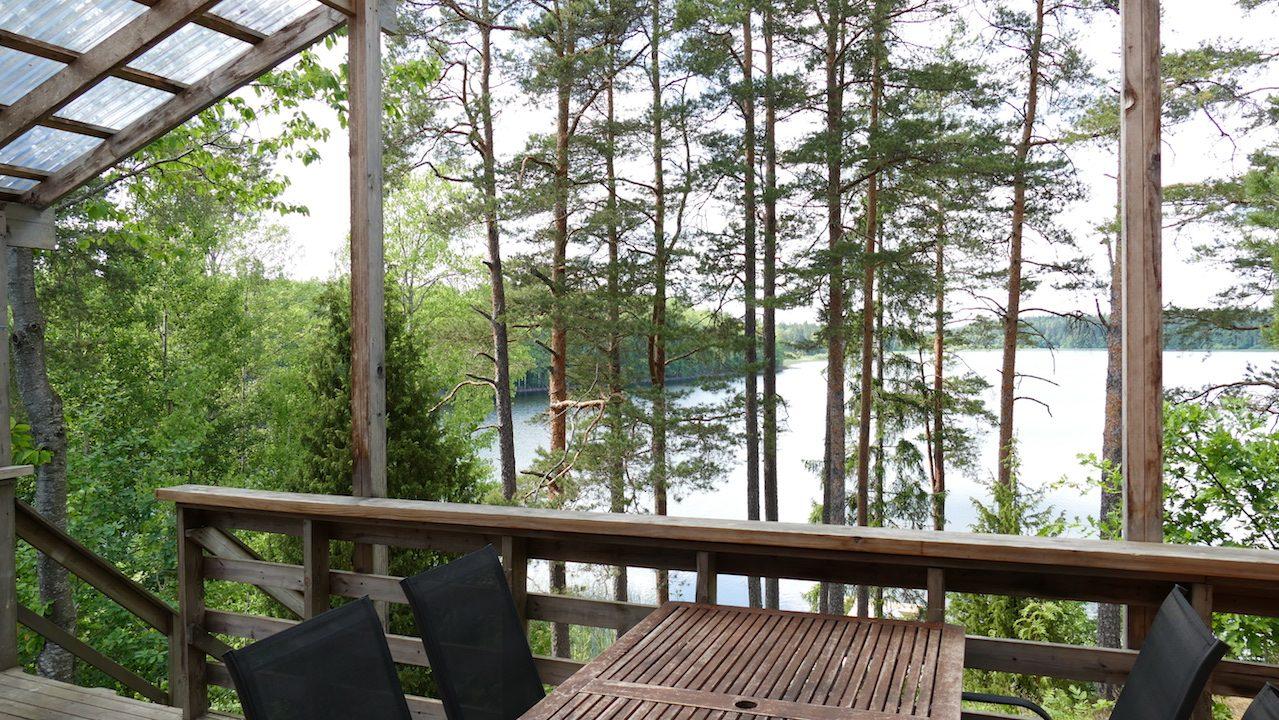 ...schöner kann ein Haus in Schweden nicht liegen