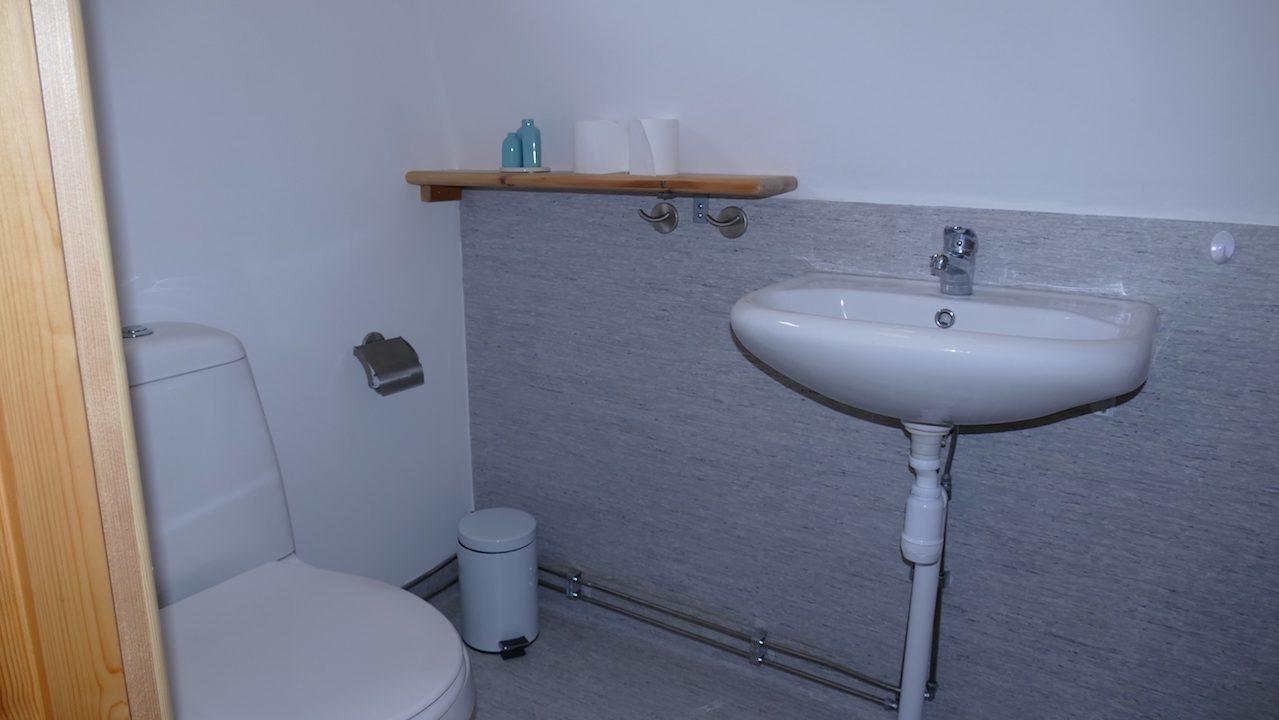 2. Bad - ohne Dusche - im Obergeschoss