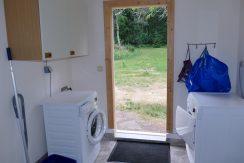 Waschraum im Anbau des Haupthauses