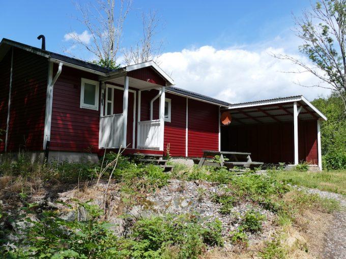 Sommerhaus am See in Schweden von privat mit boot