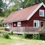 Ferienhaus Seeblick in Schweden