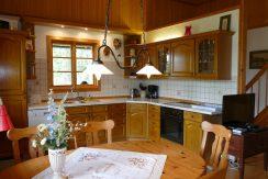 Tolle, komplett eingerichtete Küche