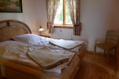 Schlafzimmer 2 im Erdgeschoss