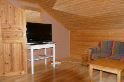 Zimmer im Obergeschoss mit eigenem TV-Anschluss