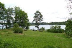 Viel Platz direkt am See Kiasjön