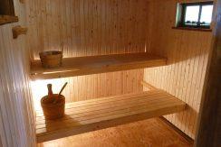 Urige Sauna direkt am See