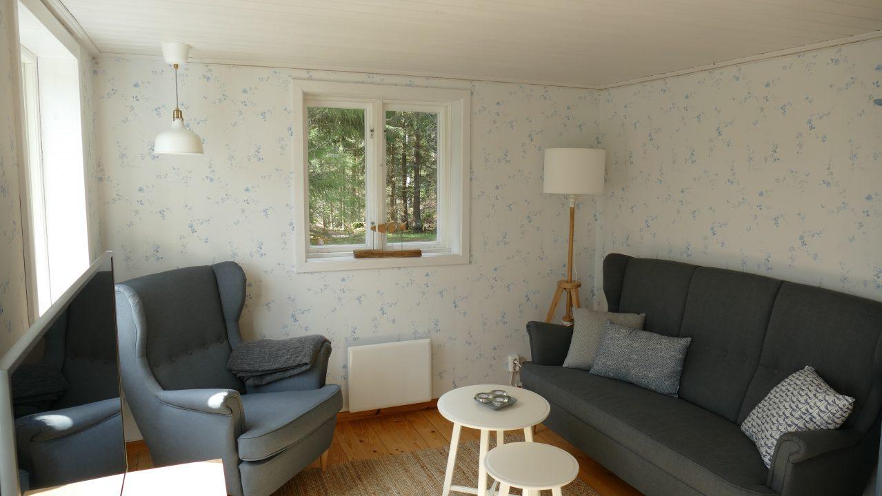 TV-Raum Ferienhaus Nilsson