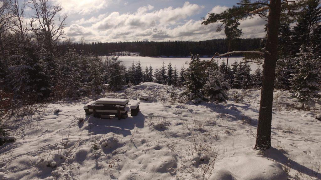winterurlaub südschweden im haus dachsbau