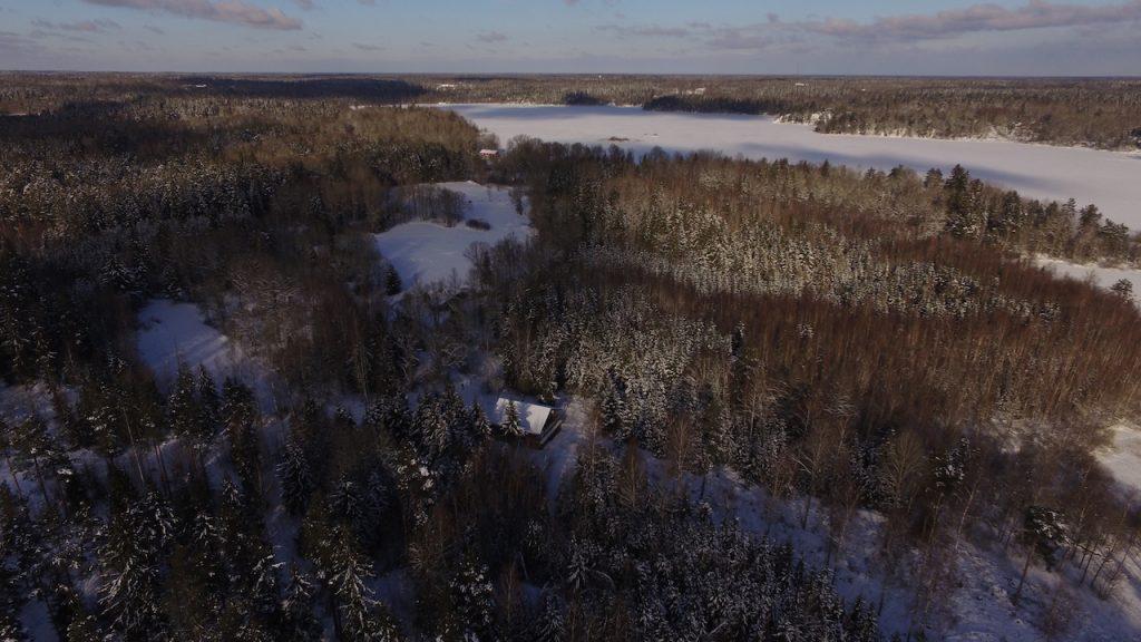 winterferien in schweden auf der halbinsel kianäs